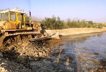 آزادسازی و ساماندهی1/19 هکتار از اراضی بستر و حریم رودخانه های استان مرکزی