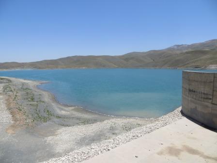 افت بی سابقه ورودی آب به سد کمال صالح/همه با هم سازگاری با کم آبی