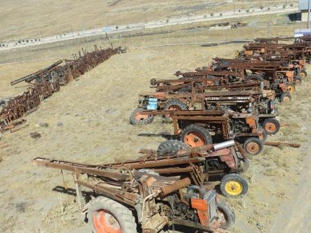 28 دستگاه حفاری غیرمجاز چاه آب در استان مرکزی توقیف شد